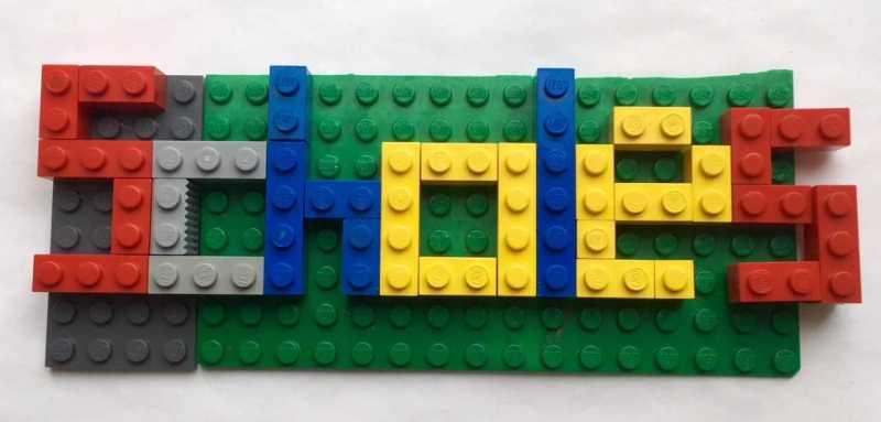 scholes lego